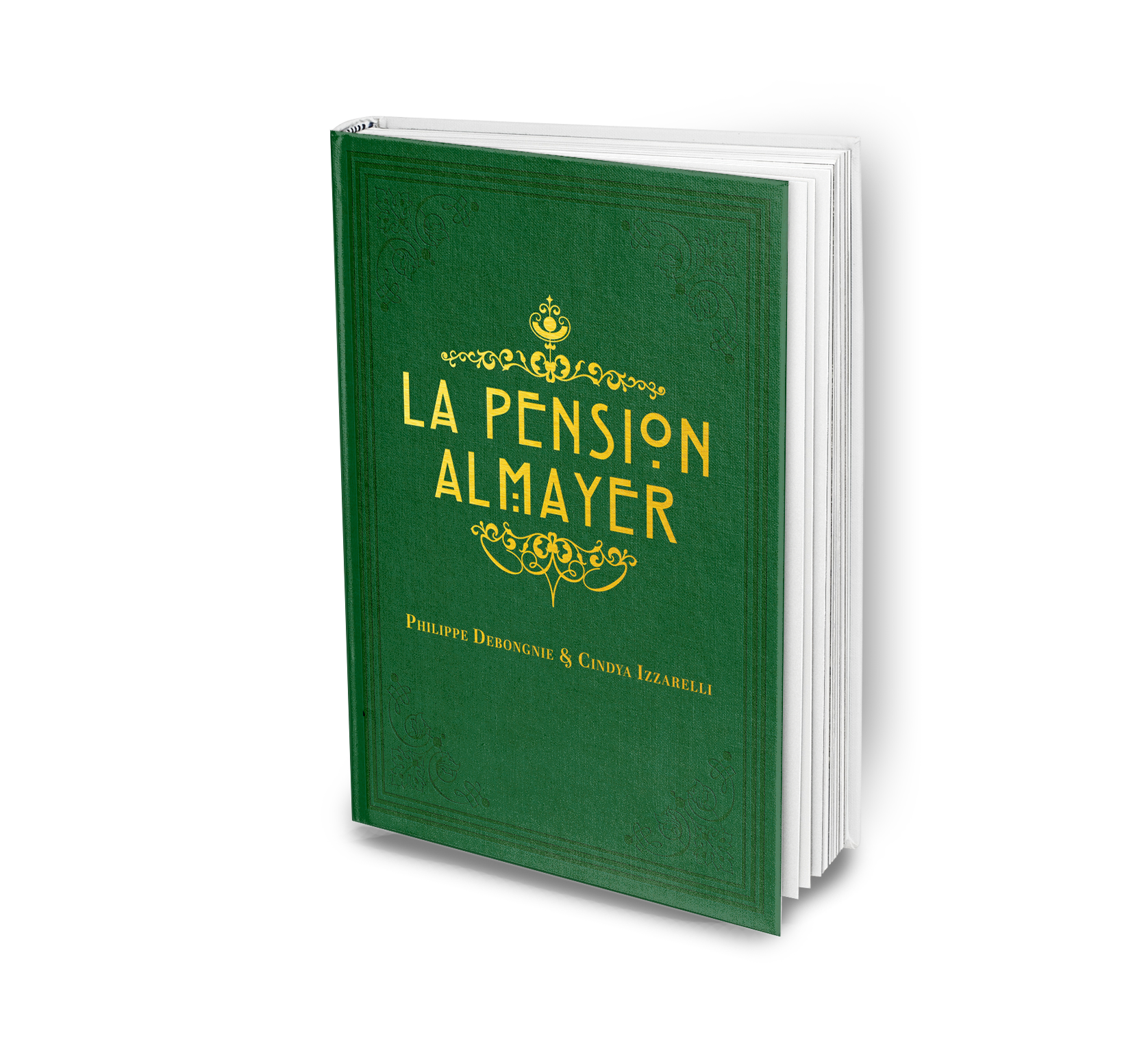 La Pension Almayer Le Livre